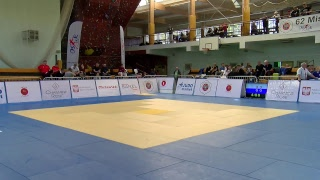 62 Mistrzostwa Polski Seniorek i Seniorów w Judo - Warszawa 6 października 2018 mata 1