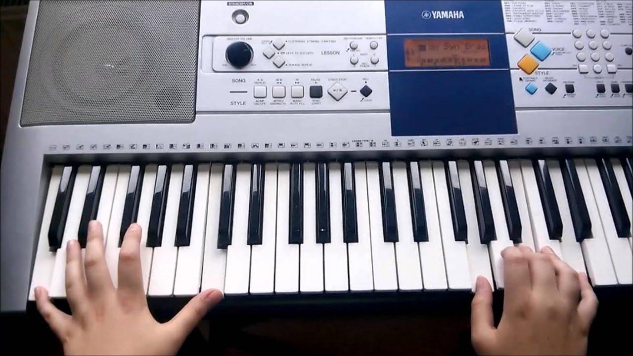 How to play van halen jump intro on keyboard youtube how to play van halen jump intro on keyboard hexwebz Choice Image