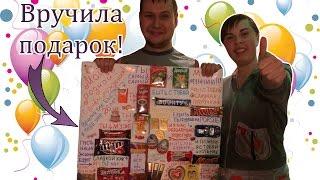 Радости: Подарила плакат своему любимому Сладкоежке!