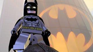 LEGO Dimensions - Batman Open World Free Roam (Character Showcase)