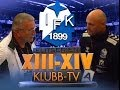 Samandrag och analys av EHF CUP-matchen mot Tatran Presov 140322