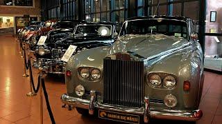 . Ford Anglia из «Гарри Поттера». Ford T.RR Королевы Елизаветы.Музей Авто Классики