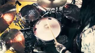 "Earth Rot: Chris Gebauer ""Hunger"" studio performance video"