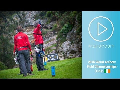 #FanStream: Italy v Austria - Men Junior Team Bronze Final | Dublin 2016
