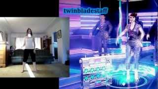 """DANCE CENTRAL 3 """"You Make Me Feel..."""" EASY GAMEPLAY XBOX 360 Kinect"""