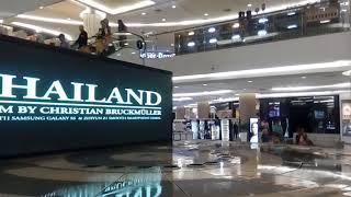 Фонтан в Торговом  центре Royal Garden Plaza в Паттайе