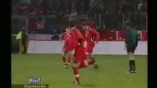 QWC 2002 Germany vs. Albania 2-1 (24.03.2001)
