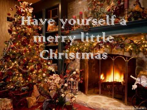 Demi Lovato - Have Yourself A Merry Little Christmas (Revised w ...