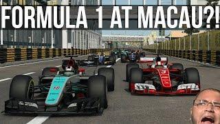 What If Formula 1 Raced At Macau?