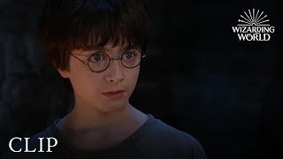"""""""Yer a wizard, Harry"""" 