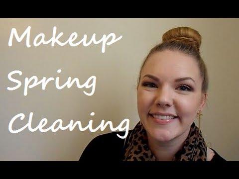 Spring 2014 Makeup Declutter