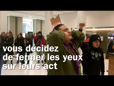 ACTION Crédit Suisse Genève · Divest The Globe · STOP funding pipelines · 25.10.2017
