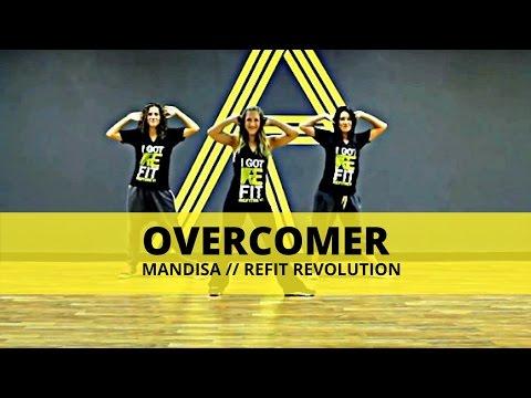 """Overcomer "" || Mandisa || Dance Fitness || REFIT® Revolution"