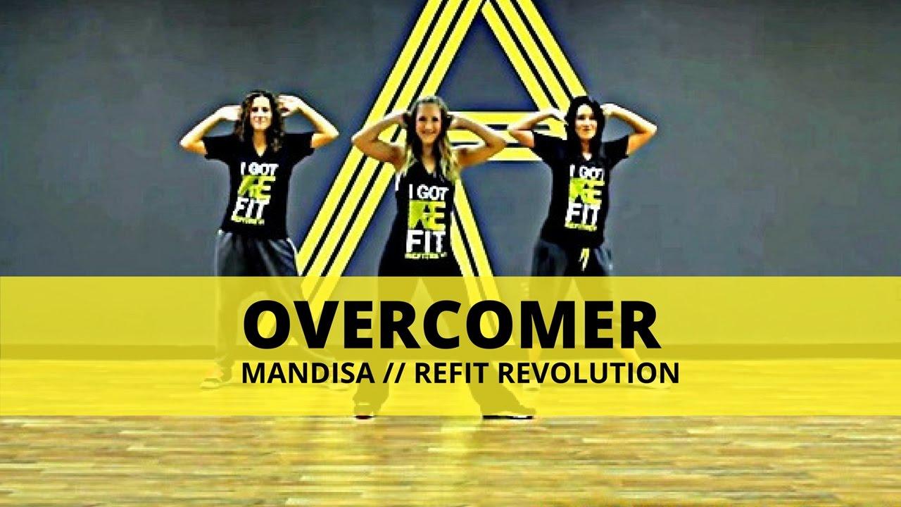 "Download ""Overcomer "" || Mandisa || Dance Fitness || REFIT® Revolution"