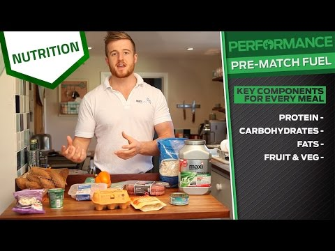 What To Eat Before A Game | Pre-match Meal | Elite Sports Nutrition