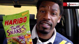 HARIBO New! TWIN SNAKES Gummies