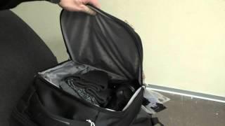 видео бизнес рюкзак