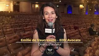 Palmarès du Droit 2021   EDV Avocats - Droits d'auteur