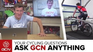 How Do I Become A Professional Cyclist? | Ask GCN Anything About Cycling