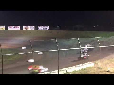 Cody Blixt IMCA MOD #28 Gallatin Speedway