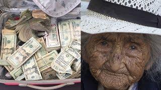 Ölen Yaşlı Kadının Evinde Bir Milyon Dolar Çıktı. Çocuklarının Ne Yaptığına Bakın.
