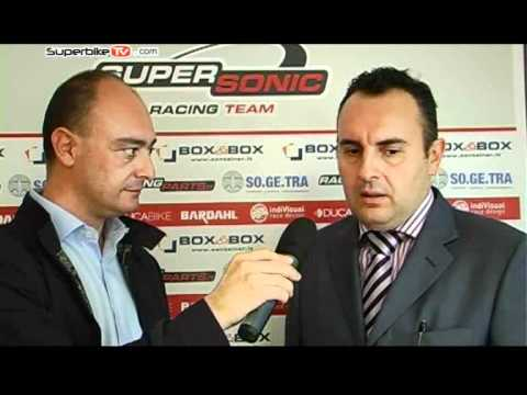 SuperbikeTV: Interview to Danilo Soncini  [Parma, 11h April, 2011]