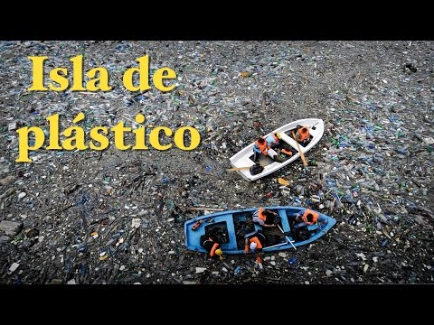 Los lugares más crueles del mundo: LA ISLA DE BASURA