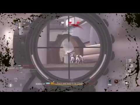 Advanced warfare GAMEPLAY w/ HunTeR (sniping)