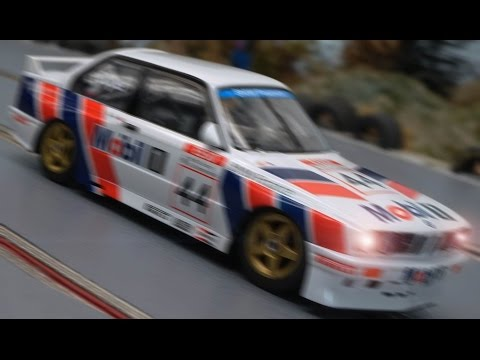 Scalextric BMW E30 Overview