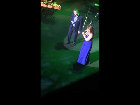 Dominic Kirwan & Mary Duff - it takes two