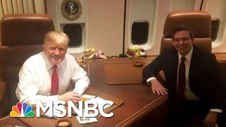 GOP Governor: 'World's Number One Bully' Donald Trump Must Resign | The Beat With Ari Melber | MSNBC