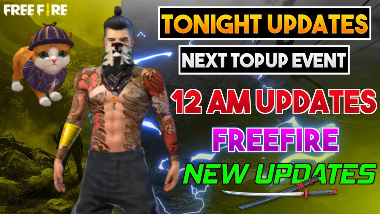 24kGoldn - Mood ❤️ new top up event free fire | tonight update🤯 | upcoming top up event in free fire