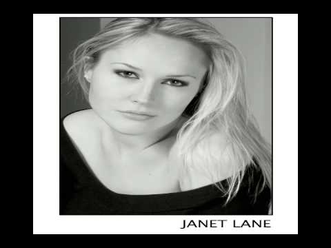 JANET LANE VOICE DEMO