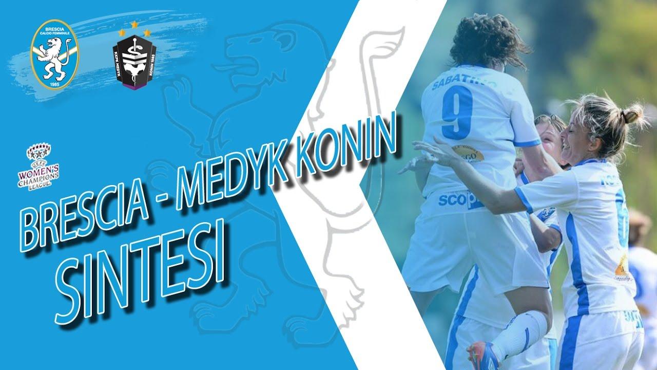 Brescia-Medyk Konin, la sintesi