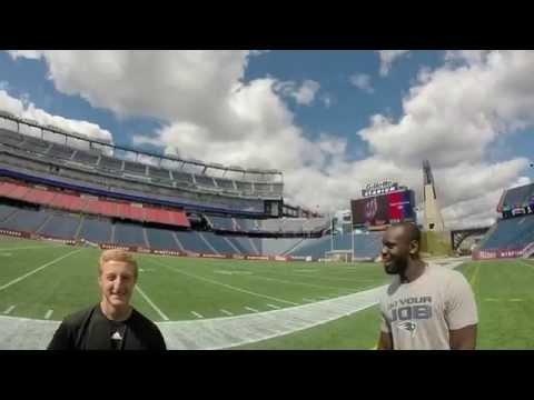 UMass Equipment GoPro Video