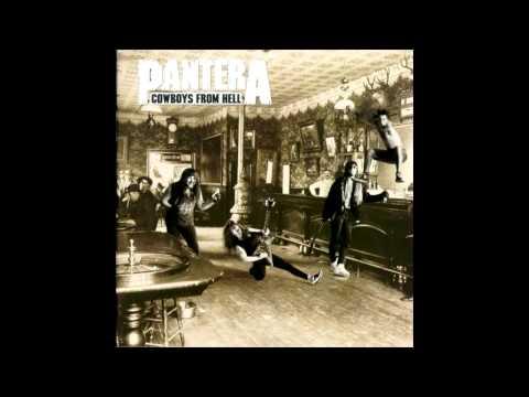 Pantera- Cowboys From Hell (HQ)