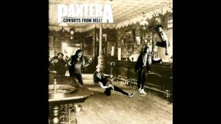 Pantera- Cowboys From Hell (HQ)
