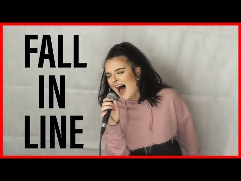 Fall In Line | Christina Aguilera And Demi Lovato Cover
