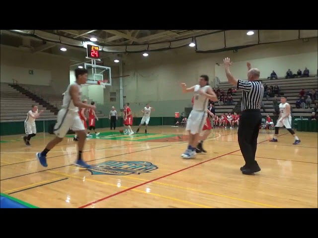 Game Highlights Boys' Varsity: Mayfield 52 vs Maple Hill 54 (F)