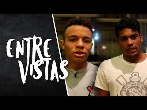 Bate papo com Rafael Bilu e Ronald | De olho na Copinha
