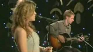 kelly clarkson  - since you've been gone (live acoustic)