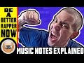 How To Rap: Music Notes Explained