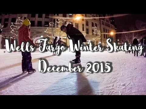 Explore Minnesota | SAINT PAUL WELLS FARGO WINTER SKATING 2015