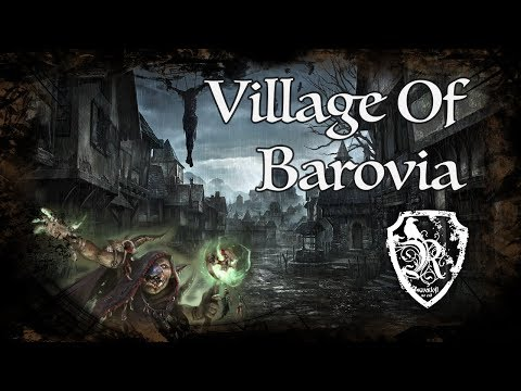 D&D Ambience - [CoS] - Village of Barovia