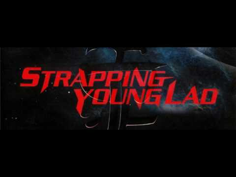 Strapping Young Lad - Love? Instrumental (Cover/ Rat ) w/lyrics on the screen