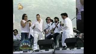 Juan Luis Guerra & Amigos - Ojala Que Llueva Cafe (DVD Paz Sin Fronteras / Cuba / 20.09.2009)