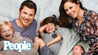 Nick Lachey Gushing About His Sons Camden, Phoenix & Daughter Brooklyn Will Warm Your Heart | People