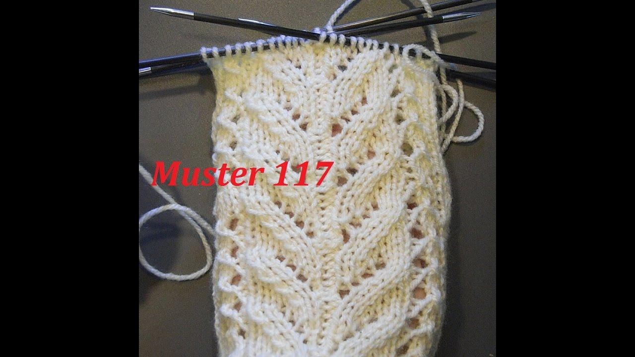 Muster 117 für Socken -Handschuhe -Mütze* Stricken mit Nadelspiel ...