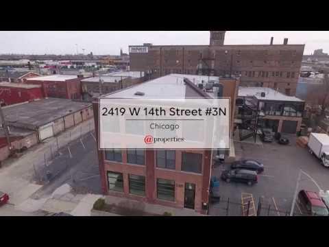 2419 W 14th Street #3N, Chicago, IL 60608