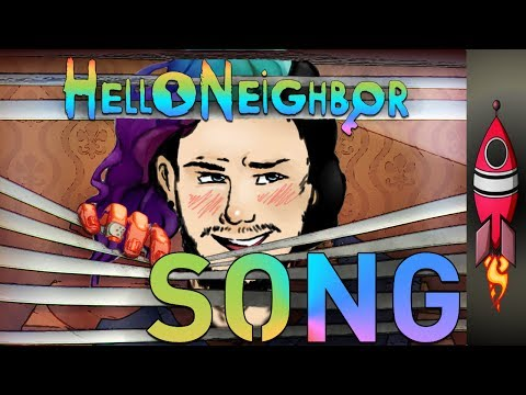 Hello Neighbor Song | Die Another Day ft AaronSayWhat | Rockit Gaming